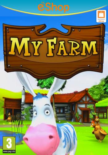 My Farm WiiU coverM2 (WMFP)