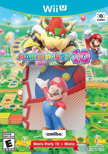Mario Party 10 WiiU coverM2 (ABAE01)