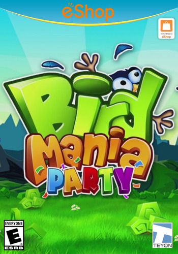 Bird Mania Party WiiU coverM2 (ABKE)