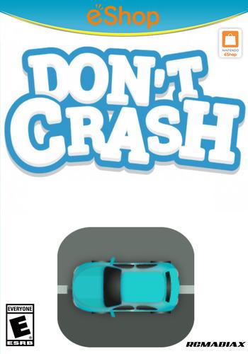 Don't Crash WiiU coverM2 (AC5E)