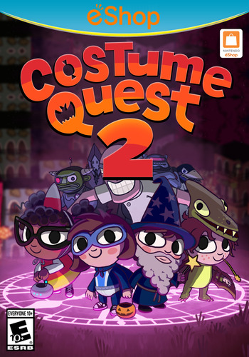 Costume Quest 2 WiiU coverM2 (ACQE)