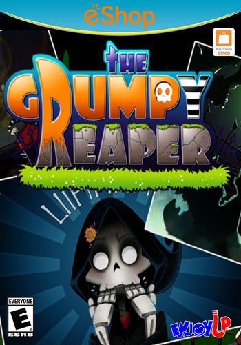 Grumpy Reaper WiiU coverM2 (AGQE)