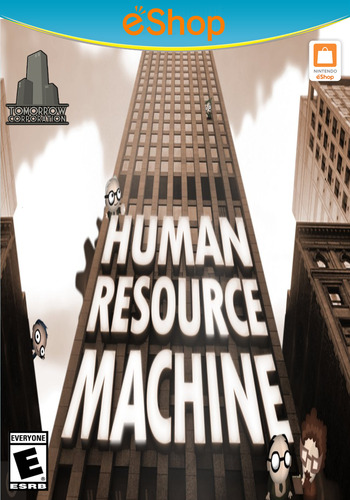 Human Resource Machine WiiU coverM2 (AHME)