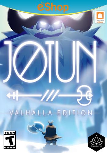 Jotun: Valhalla Edition WiiU coverM2 (AJVE)