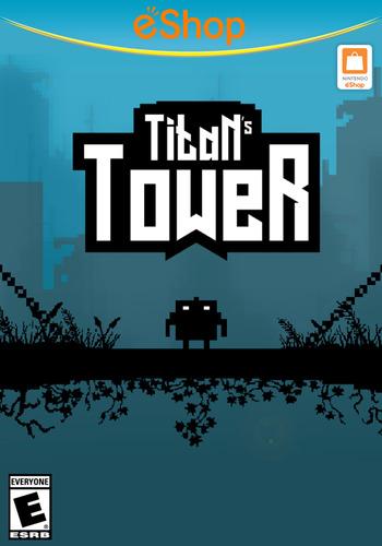TITANS TOWER WiiU coverM2 (AK4E)