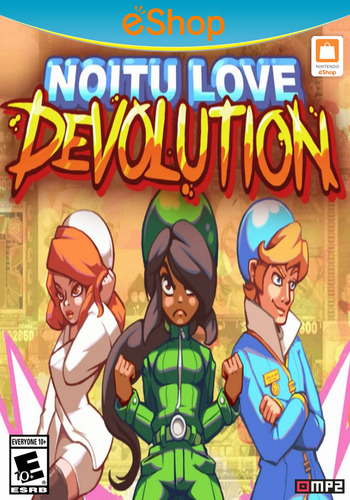 Noitu Love: Devolution WiiU coverM2 (AKLE)