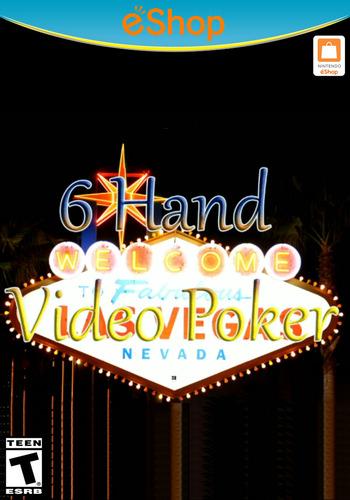 6-Hand Video Poker WiiU coverM2 (AKPE)