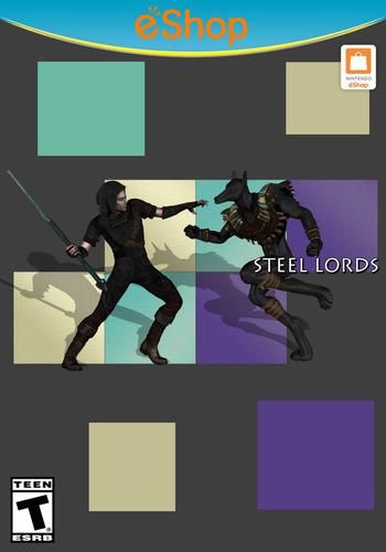 STEEL LORDS WiiU coverM2 (ALQE)