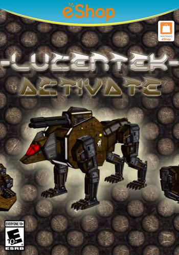 Lucentek - Activate WiiU coverM2 (ALUE)