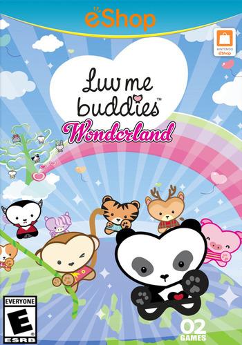 Luv Me Buddies Wonderland WiiU coverM2 (ALVE)