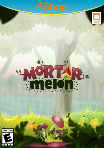 Mortar Melon Array coverM2 (AMTE)