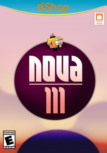 Nova-111 WiiU coverM2 (AN3E)