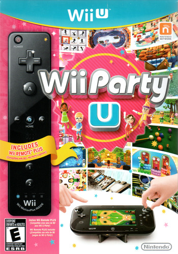 Wii Party U WiiU coverM2 (ANXE01)
