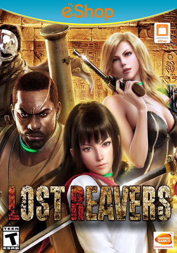 LOST REAVERS WiiU coverM2 (APHE)