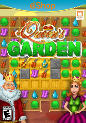 Queen's Garden WiiU coverM2 (AQNE)