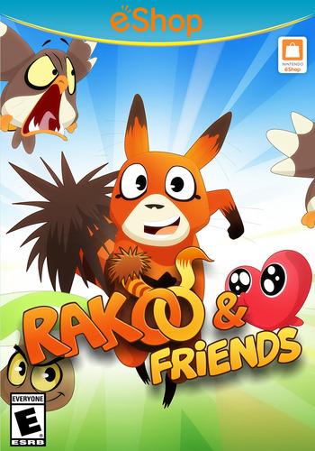 Rakoo & Friends WiiU coverM2 (ARFE)