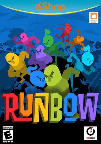 RUNBOW WiiU coverM2 (ARNE)