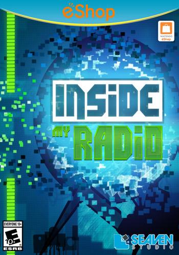 Inside My Radio Array coverM2 (ARQE)