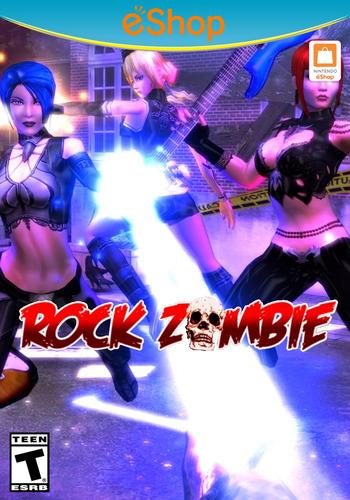 Rock Zombie WiiU coverM2 (ARZE)
