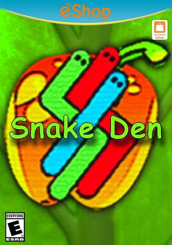Snake Den WiiU coverM2 (ASDE)