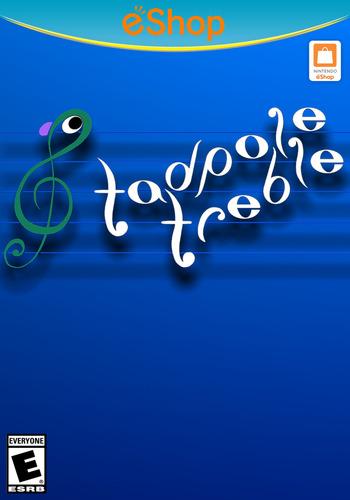 Tadpole Treble WiiU coverM2 (ATAE)