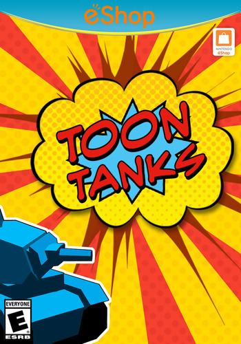 Toon Tanks Array coverM2 (ATNE)