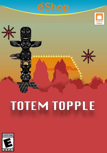Totem Topple WiiU coverM2 (ATTE)