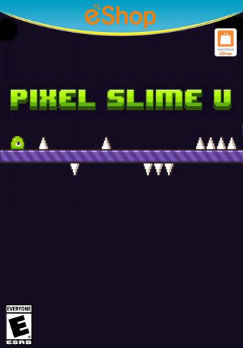 PIXEL SLIME U WiiU coverM2 (AUPE)