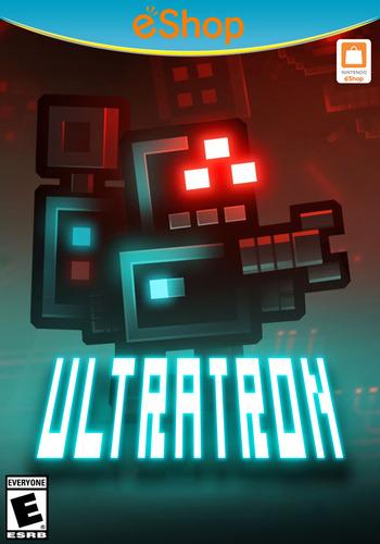 Ultratron WiiU coverM2 (AUTE)