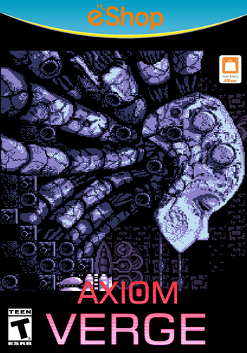 Axiom Verge WiiU coverM2 (AVEE)