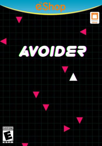 AVOIDER WiiU coverM2 (AVRE)