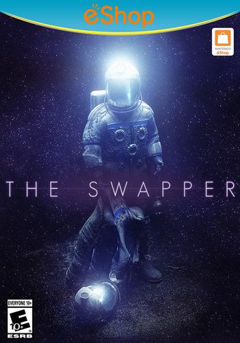 The Swapper WiiU coverM2 (AXZE)