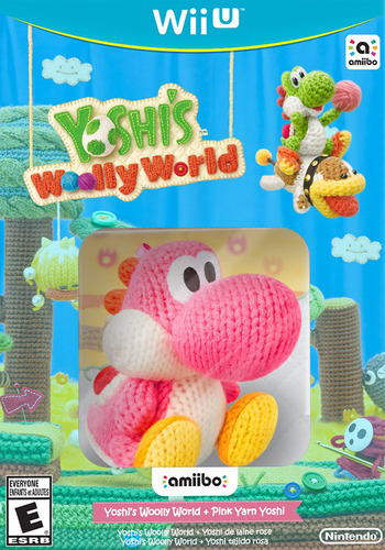 Yoshi's Woolly World Array coverM2 (AYCE01)