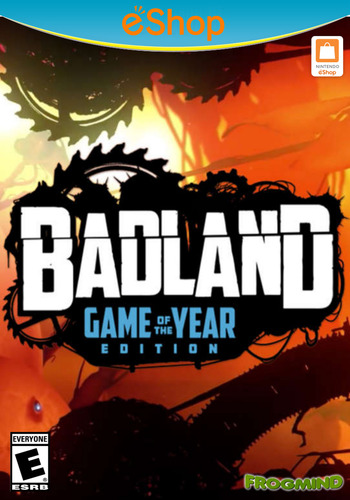 Badland - Game Of The Year Edition WiiU coverM2 (BADE)