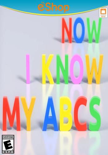 Now I know my ABCs WiiU coverM2 (BC7E)