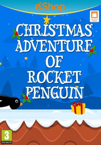 Christmas Adventure of Rocket Penguin WiiU coverM2 (BCPE)