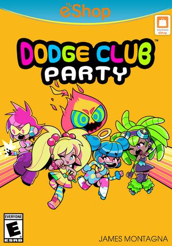 Dodge Club Party WiiU coverM2 (BDGE)