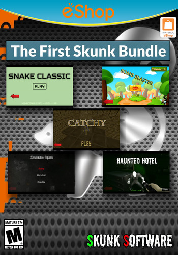 The First Skunk Bundle WiiU coverM2 (BFKE)