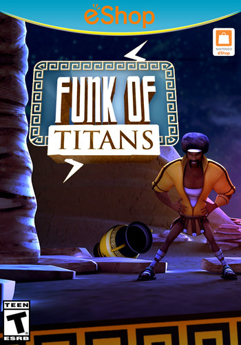 Funk of Titans Array coverM2 (BFSE)