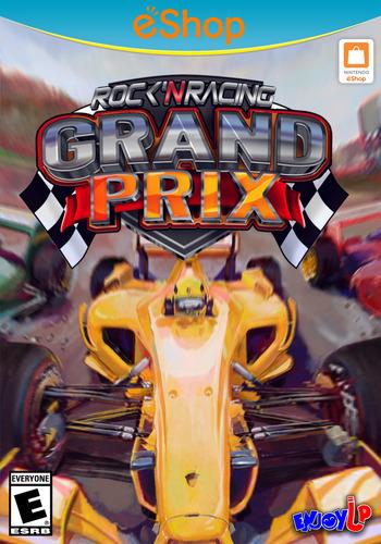 Grand Prix Rock 'N Racing WiiU coverM2 (BGNE)