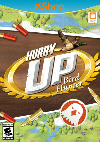 Hurry Up! Bird Hunter WiiU coverM2 (BHBE)
