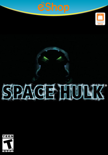 Space Hulk WiiU coverM2 (BHKE)