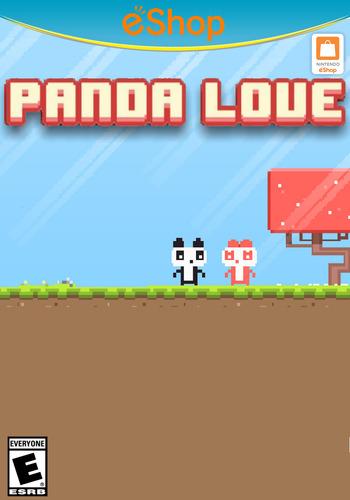 PANDA LOVE WiiU coverM2 (BLBE)