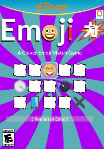 Emojikara: A Clever Emoji Match Game WiiU coverM2 (BMKE)