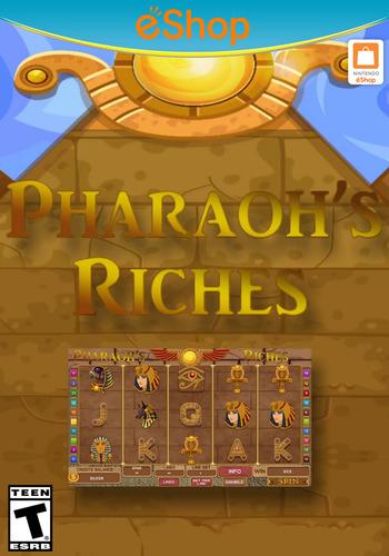 Slots - Pharaoh's Riches WiiU coverM2 (BP3E)