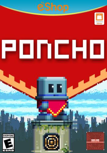 PONCHO WiiU coverM2 (BP4E)