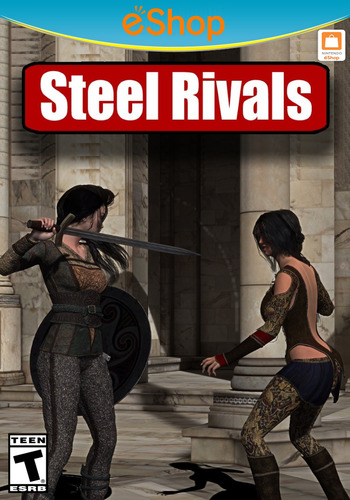 STEEL RIVALS WiiU coverM2 (BRCE)