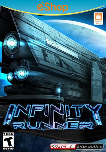 Infinity Runner WiiU coverM2 (BRNE)