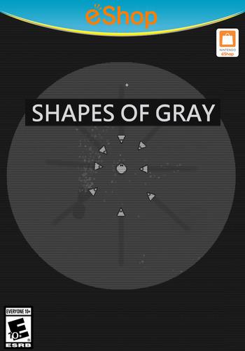 Shapes of Gray WiiU coverM2 (BSGE)