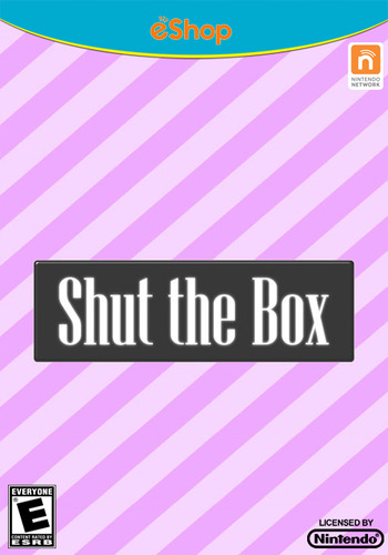 Shut the Box WiiU coverM2 (BSHE)
